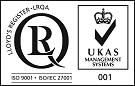 ISO27001、ISO9001
